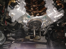 Replacement timing chain