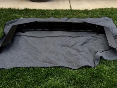 Tactical 4x4 rear bumper