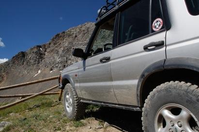 At Santiago Mine